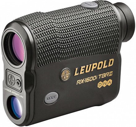 Лазерный дальномер Leupold RX-1600i TBR/W with DNA Digital Laser
